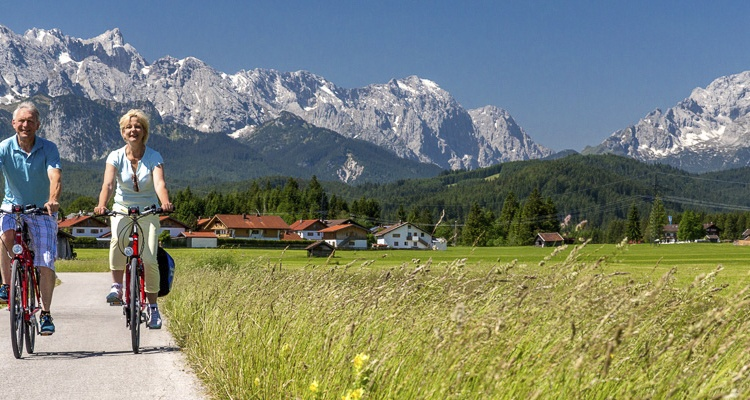 Cycling Holidays 2020, in Upper Bavaria
