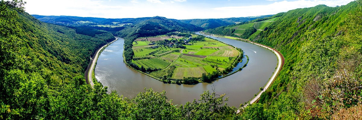 Cycling holiday along Mosel and Saar