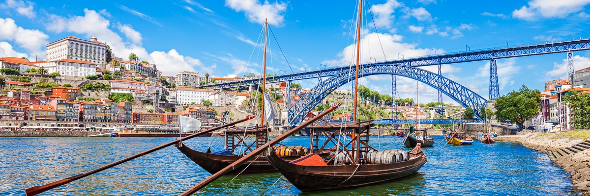 Cycling holidays in Spain and Portugal - Porto
