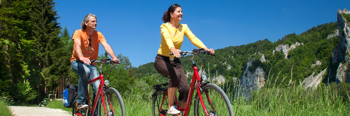 Cycling holidays in Baden-Württemberg in the natural park Upper Danube