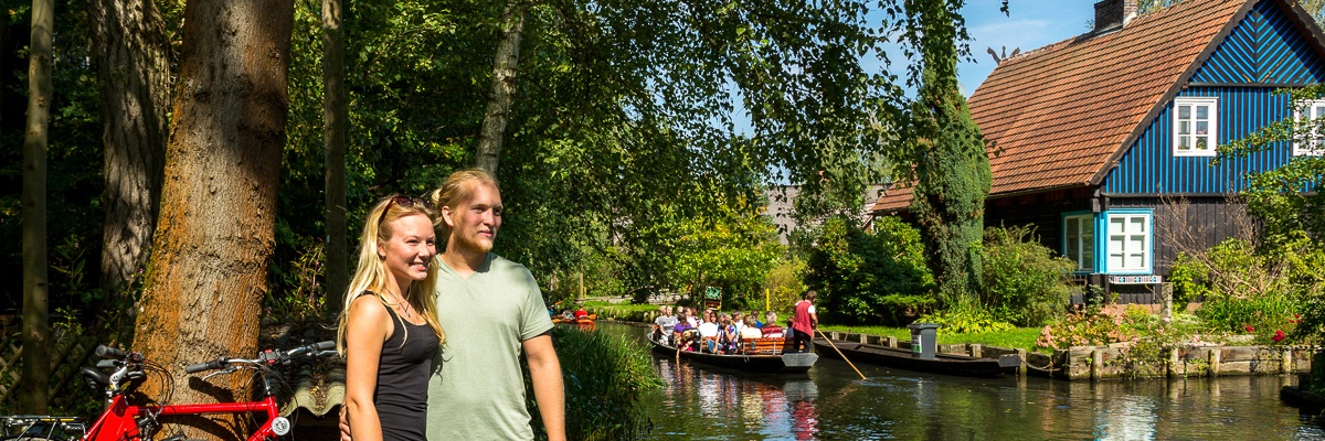 The Spreewald Cycle Tour