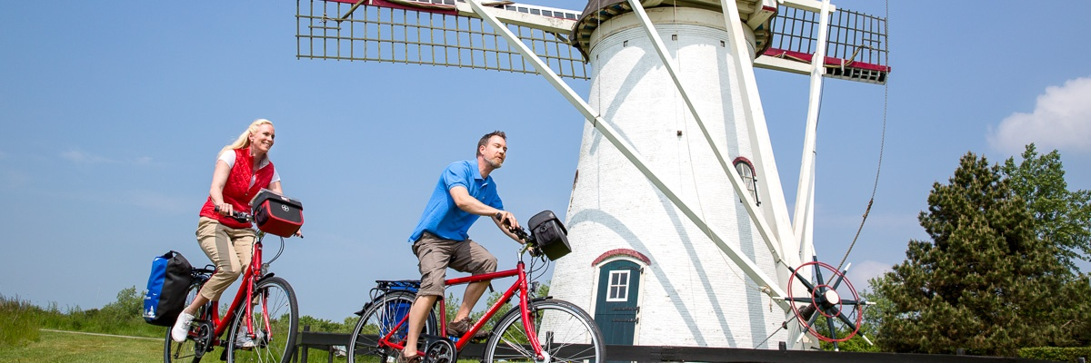 Cycling holidays in The Netherlands