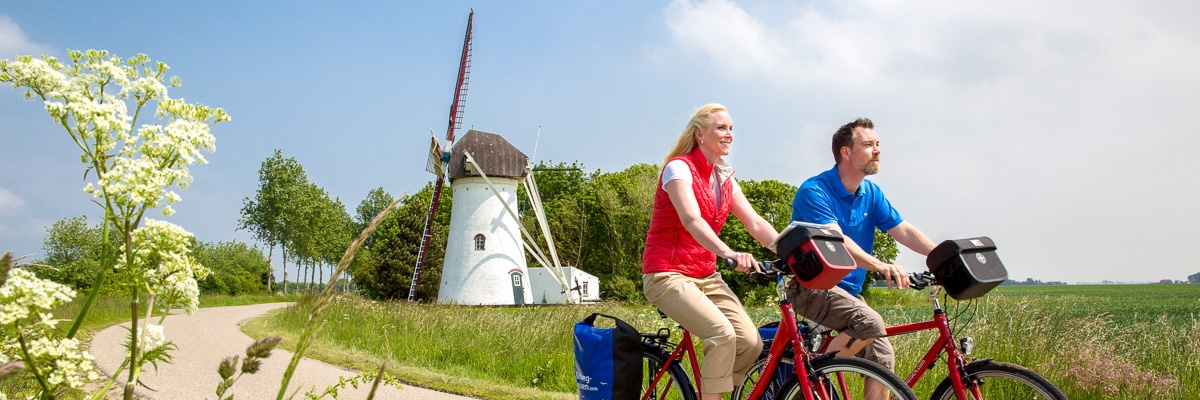 Our journeys are full of relaxation: High comfort cycling holidays with luggage transport